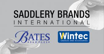 Logo for Saddlery Brands International UK
