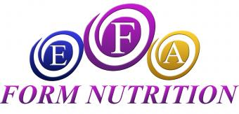 Logo for Form Nutrition