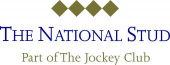 Logo for The National Stud