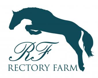 Logo for Rectory Farm Arena