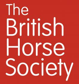 Logo for The British Horse Society