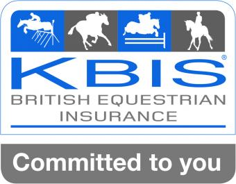 Logo for KBIS British Equestrian Insurance