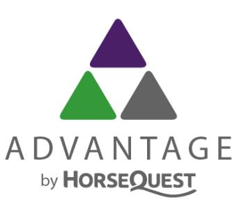 Logo for HorseQuest Advantage