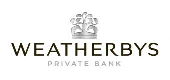 Logo for Weatherbys Private Bank