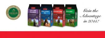 Logo for Gain Horse Feeds