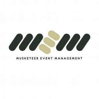 Logo for Musketeer Event Management Ltd.