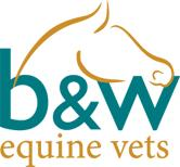 Logo for B&W Equine Vets